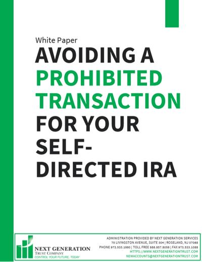 NGTC Whitepaper - Prohibited Transactions